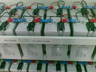 蓄电池工业